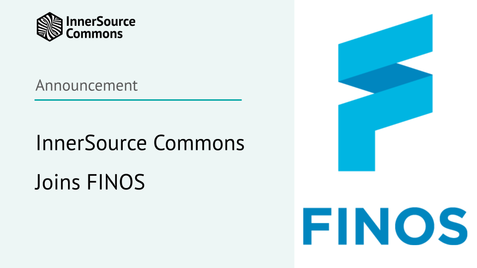 InnerSource Commons Joins FINOS