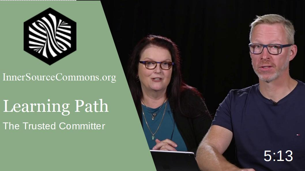 Learning Path - Trusted Committer